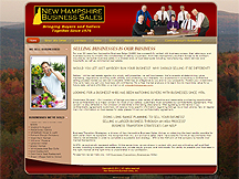New Hamsphire Business Sales New Website by PCS Web Design