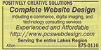 Our old Yellow Pages directory listing.