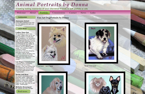 animal-portraits-by-donna-cms-enabled-website-designed-by-pcs-web-design-web.png